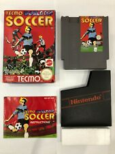 Tecmo World Cup Soccer for Nintendo NES - AUS PAL Version - ULTRA RARE