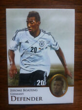 2013 Futera Unique Soccer Card - Germany BOATENG Mint