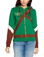 8718526070880 Bioworld T-shirt Nintendo - Zelda Link Cosplay (felpa con Cappucci
