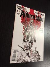 RARE Animal Man (DC, 2011) New 52 #1 Sketch B/W 4th Print Variant Lemire Foreman