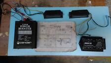 Amplificatore Zendar e kit per auto d'epoca anni 70 e 80.