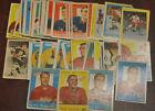 Vintage Topps Hockey card lot, 1959-60 Gordie Howe-Bobby Hull-Terry Sawchuk