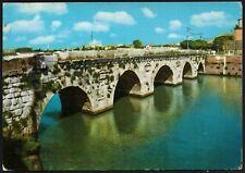 AD4816 Rimini - Ponte di Tiberio - Cartolina postale - Postcard