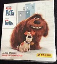 Panini The Secret Life of Pets Full Box 50 Packets