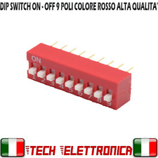 2 ECE eah-106-ez DIP switch 6 PIN IC 24v DC 25ma dil switch RM 2,54 855903