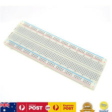 2PCS Breadboard 830 Point Solderless PCB Bread Board MB-102 MB102 Test Develop