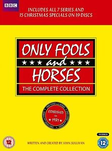 Only Fools and Horses: The Complete Collection (Box Set) DVD Brand New & Sealed