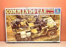 1/35 ITALERI COMMANDO CAR MODEL KIT # 320
