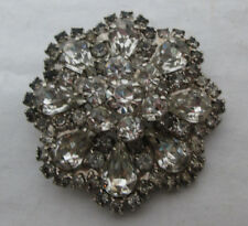 """Vintage Weiss Signed Costume Jewelry Brooch Pin 1 7/8"""""""