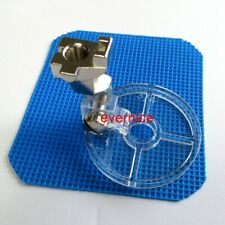 3/4 Clarity Clear Free Motion Couching Echo Quilting Foot  For Bernina New Style