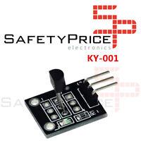 MÓDULO SENSOR DE TEMPERATURA KY-001 Temperature Sensor Module SP