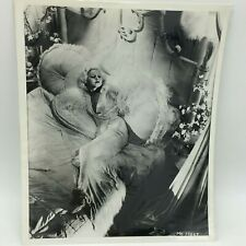 JEAN HARLOW PHOTOGRAPH DINNER AT EIGHT
