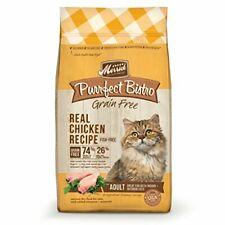 Merrick Purrfect Bistro Grain Free Dry Cat Food Chicken Recipe (7 lb)