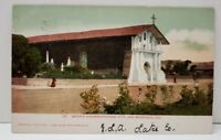San Francisco California Mission Dolores Founded 1776 c1907 Postcard B10