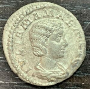 Julia Mamaea (1222-235) - Pfennig - Rv ; Ivno Conservatrix