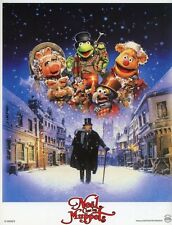KERMIT THE FROG THE MUPPETS CHRISTMAS CAROL 1992 VINTAGE LOBBY CARD ORIGINAL #1
