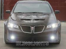 2008-2009 Pontiac G8 Fog Lamps Kit Lights foglights foglamps 08 09 driving gt