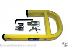 Stronghold Caravan Alloy Wheelclamp - Sold Secure Insurance Approved