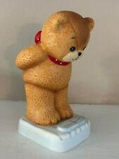 Vintage Lucy And Me Figurine 1984 On Scale Diet Cute!