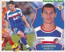 CASQUERO ESPANA GETAFE.CF STICKER LIGA ESTE 2009 PANINI