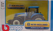 New Holland T7000 Farm Tractor 1:32 Model BBURAGO