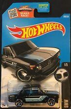 Hot Wheels Black BMW 2002 BMW 1/5 New 2015