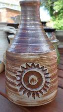 Stoneware British 1980-Now Studio Pottery Vases