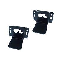 2x LG NB2020A Soundbar Wall Mount Bracket Fixing Plate Speaker bar Fix Genuine