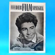 DDR Filmspiegel 7/1955 Roberto Benzi Gerard Philipe Wolf Beneckendorff Hollywood