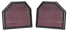 K&N Replacement Air Filter BMW M4 (F32 / 33 / 36 / 82) (2014 > 2017)