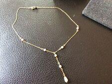 Unused Pearly y  Necklace,  Perfect Bridal Wedding  Accessory