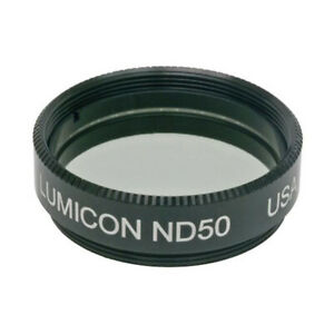 "Lumicon Neutral Density / Moon Filter ND50 50% Transmission - 1.25""  # LF1090"