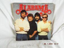 ** ALABAMA ** - The Touch - Vinyl LP Album 1986