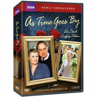 As Time Goes By : Complete Series Remastered Seasons 1-9 (DVD,11-Disc Box Set)