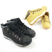 Safety Work Boots Steel Toe Cap Mens Boots Brown Or Black Colour All Sizes