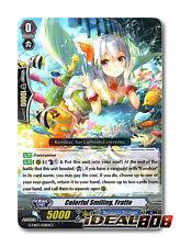 Cardfight Vanguard  x 4 Colorful Smiling, Fratte - G-CB03/038EN - C Mint