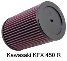 Filtro de aire quad ATV Quad Kawasaki KFX 450 R 08-14 KA-4508  KN-4508