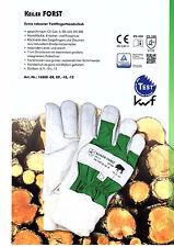 11 Paar KEILER Forst-Handschuhe Gr.10,5 Forsthandschuhe, frachtfrei, Neu
