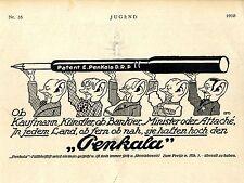 Patent E.Penkala Füllbleistift ( Künstlerwerbung ) Ad 1910