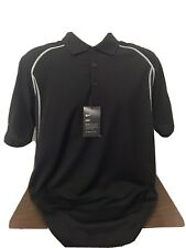 NWT NIKE Golf Tour Performance rugby short SLEEVE SHIRT SZ L RETAILS AT $69
