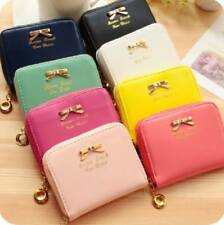 Korean Ribbon Coin Purse (Pink)