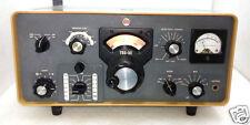 COLLINS 75S-3C RECEIVER Vintage RARE ROUND EMBLEM