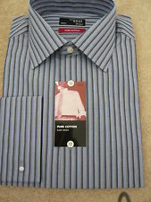 Mens Casual Thomas Nash Long Sleeve Shirt - Collar Size 15½