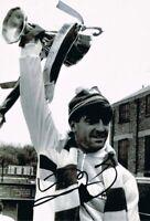 Signed Kevin Ratcliffe Everton Autograph Photo ECWC Trophy Wales