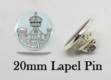 Durham Light Infantry Lapel Pin