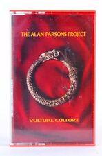 The Alan Parson's Project – Vulture Culture – 1984 Cassette Tape