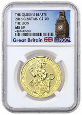 2019 G Britain 1//4 oz Gold Queen/'s Beasts Yale Beaufort £25 NGC MS70 FR SKU57450