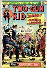 Two Gun Kid #125 (Aug 1975, Marvel) Good/VG