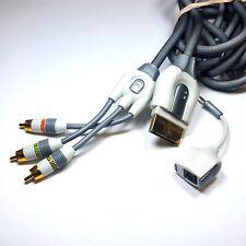 Monster Cable HD AV 10Ft for Xbox 360 with Fiber Optic Audio Port
