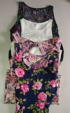 Womens Forever 21 Dress Lot 4pcs Size Small Summer Casual